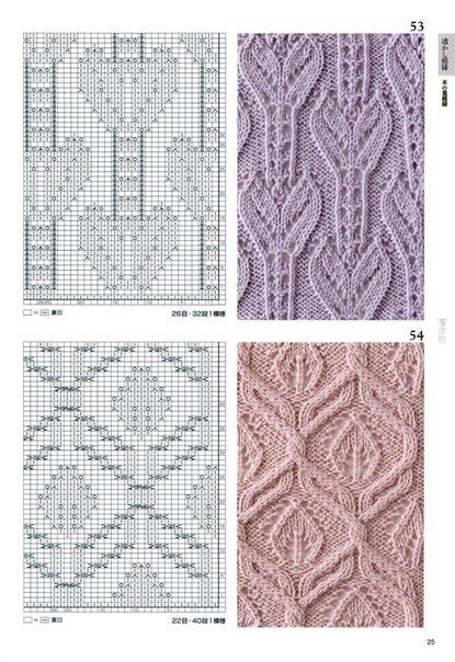 3116 best images about knit stitches on Pinterest Cable, Knit patterns and ...