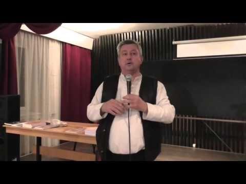Szondi Miklós - A Rovásírás - YouTube