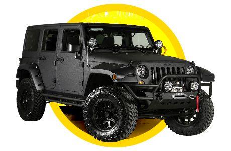 Jeep - El Diablo - Starwood Motors