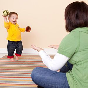 Activities to Encourage Social & Emotional Development: 12-18 Months