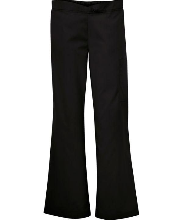 UA Butter Soft Women's Front Crossover Waistband Pant at Uniform Advantage