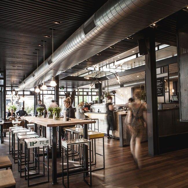 Top Paddock, Richmond Venue Ed Dixon Food Design Catering