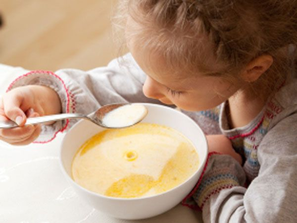 What to feed your child after a stomach virus