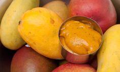 Sweet and Tart Mango Sauce (Israeli-Style Amba) to go with falafel