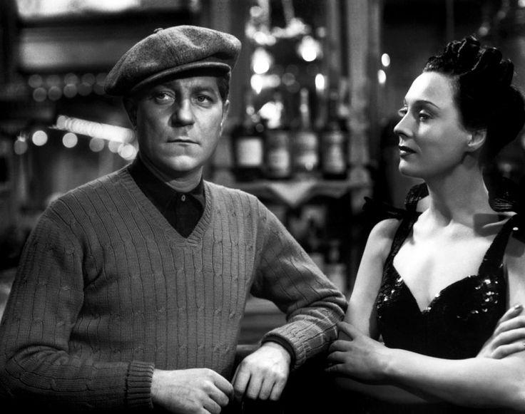 Jean Gabin et Arletty