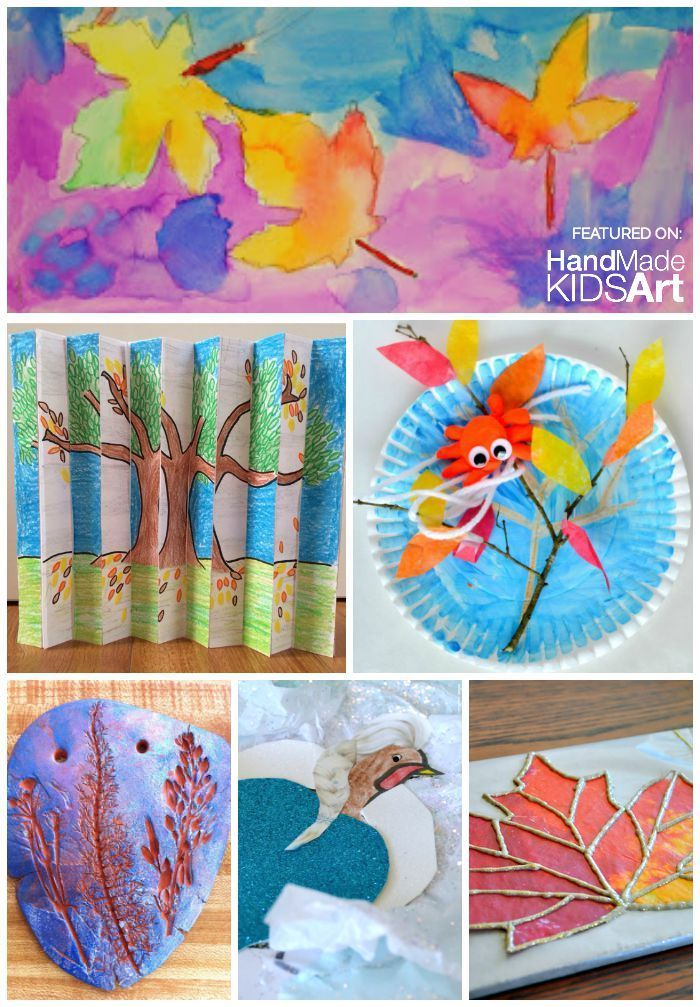 12 More Amazing Fall Art Projects for Kids