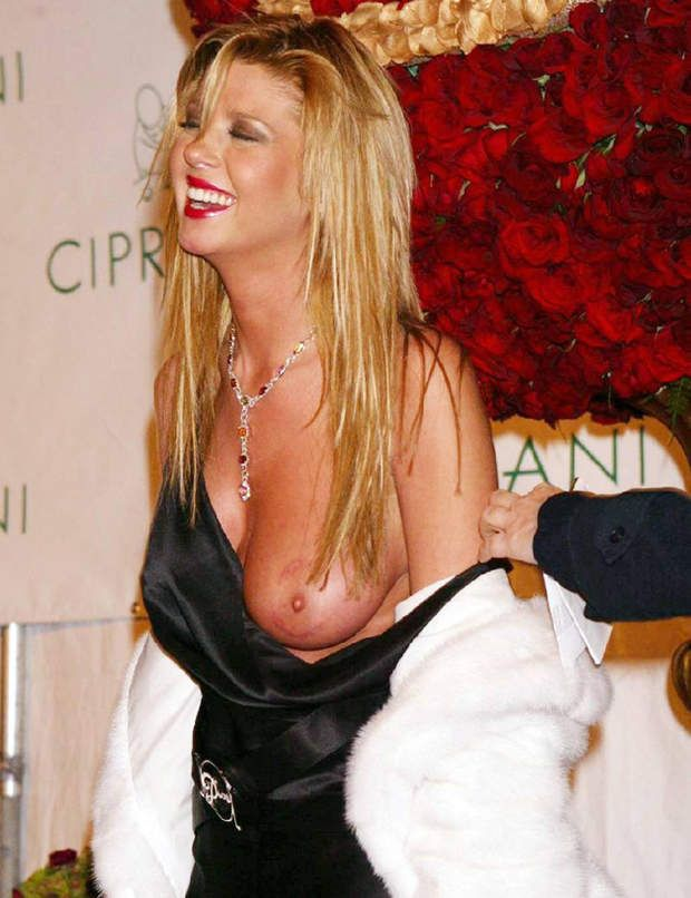 Puffies! Awesome... Celebrities boob out