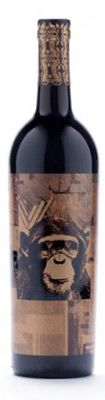 The Infinite Monkey Theorem's 2012 Petite Sirah is dusty and fruit-forward