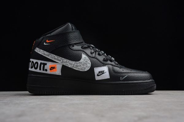 Nike Air Force 1 Mid Just Do It Mens And Womens Shoes For Sale 1