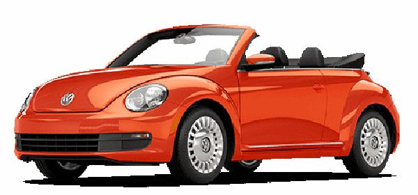 Volkswagen Group of America is recalling 325 model year 2016 Beetle Convertibles manufactured June 18, 2015, to November 9, 2015 and equipped with 18-inch
