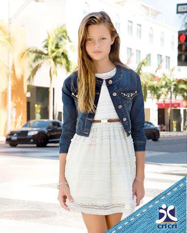 Niña / Talla: 8-16 años #moda #outfit #ropa  #niña