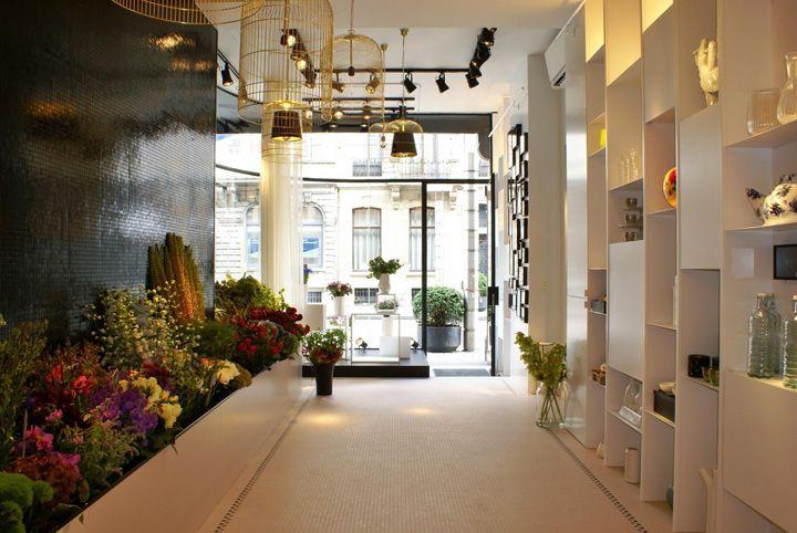 Flower Shop Design Flower shops on pinterest