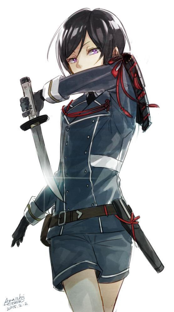 Touken Ranbu | Yagen Toushirou 薬研藤四郎 #刀剣乱舞