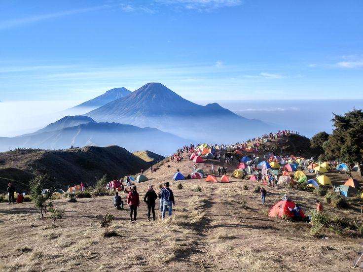Mt. Prau, Wonosobo, Indonesia