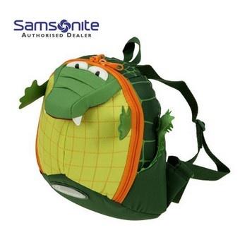 Travis wants this crocodile backpack.