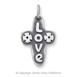 His love...