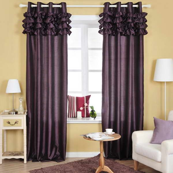 260 best curtains images on Pinterest | Curtain designs, Curtain ...