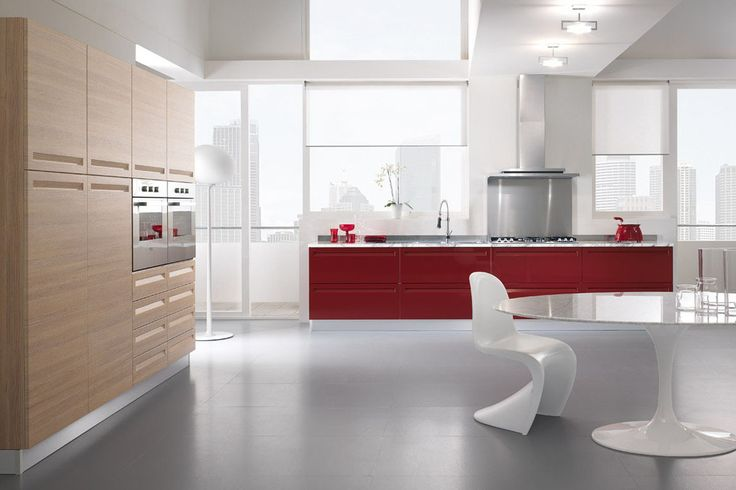 A proposal for a functional kitchen and modern, studied in detail in the choice of materials and in the design of forms. http://www.spar.it/sp/it/arredamento/cucine-tro-14.3sp?cts=cucine_moderne_tropea