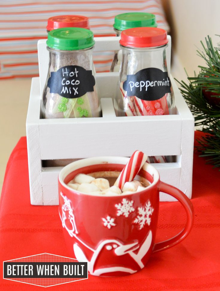 Frappuccino bottle crate christmas edition starbucks