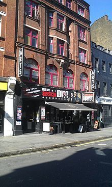 Image result for The Unicorn Theatre, Great Newport Street