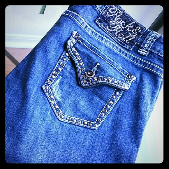 Rock and roll jeans Great condition inseam 32 in Rock & Roll Cowgirl Jeans Boot Cut
