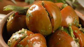 Помидоры по-армянски на зиму - просто и очень вкусно! | Кулинарные Рецепты