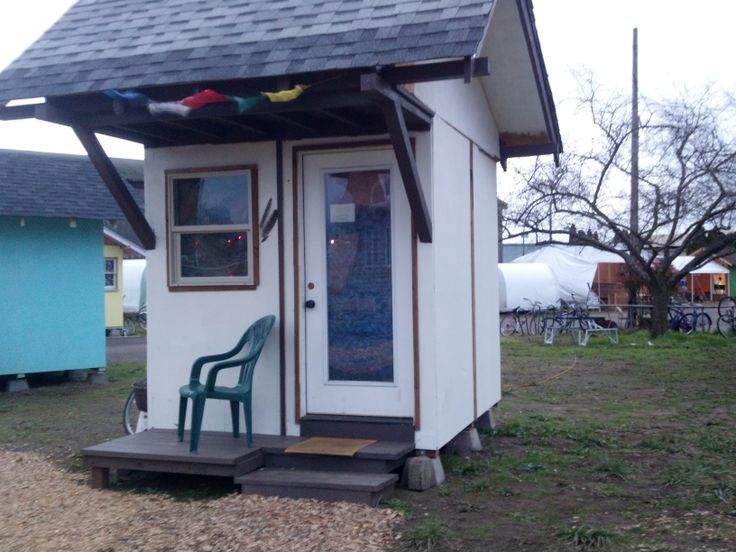 Portland S Dignity Village Cleared Path For Seattle S: 318 Best Micro Housing & Shelter For The Homeless Images