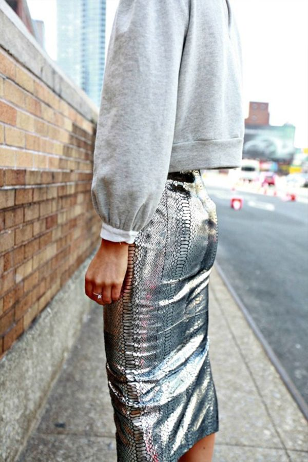 STYLE INSPO Grey Is The New Black by Jenny Rose