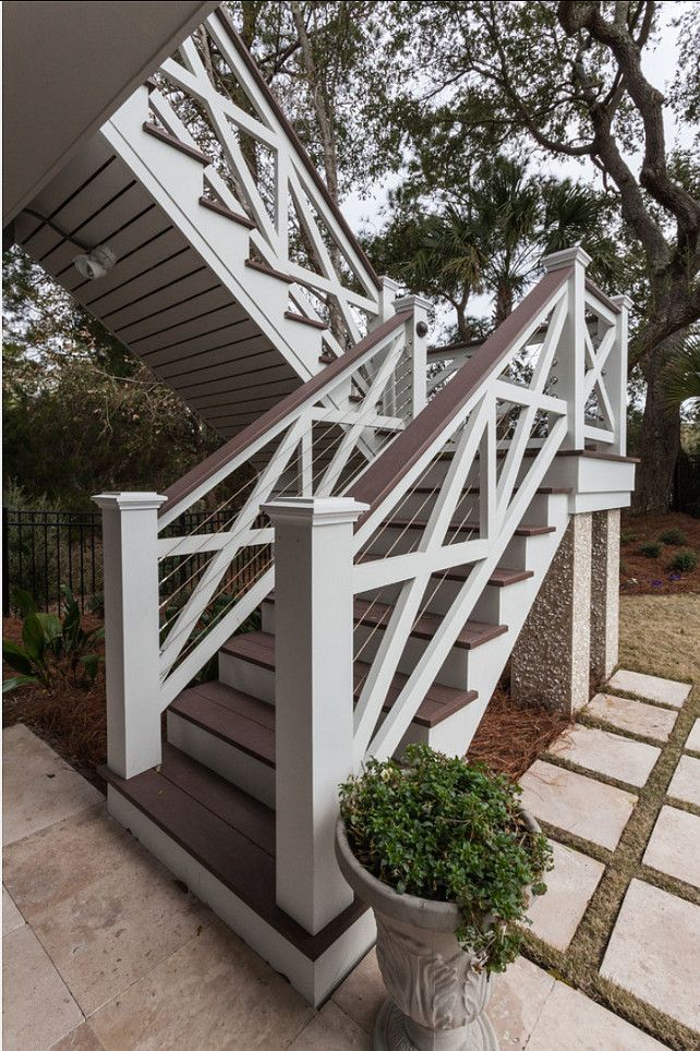 17 Best Ideas About Outdoor Stair Railing On Pinterest Outdoor Railings Deck Stair Railing