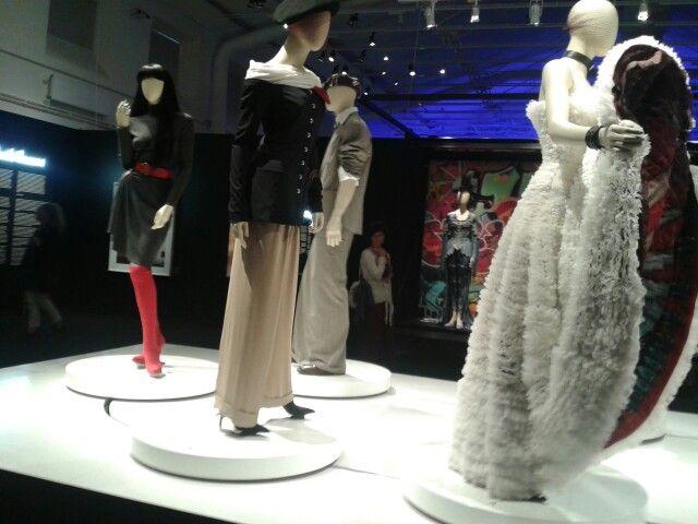 Expo Jp Gaultier à Stockholm #2