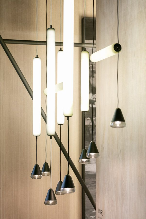 IMM Cologne January 2017 - Brokis - PURO by Lucie Koldova - lights - interior - design.