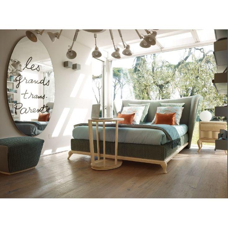 Мебель для спальни #Contemporary #Living фабрики #Volpi производства Италии в магазине #ambermebel #mebelitalii