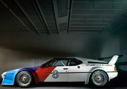 1979 BMW M-1 wallpapers