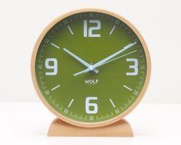 "8"" Round Mantel Clock"