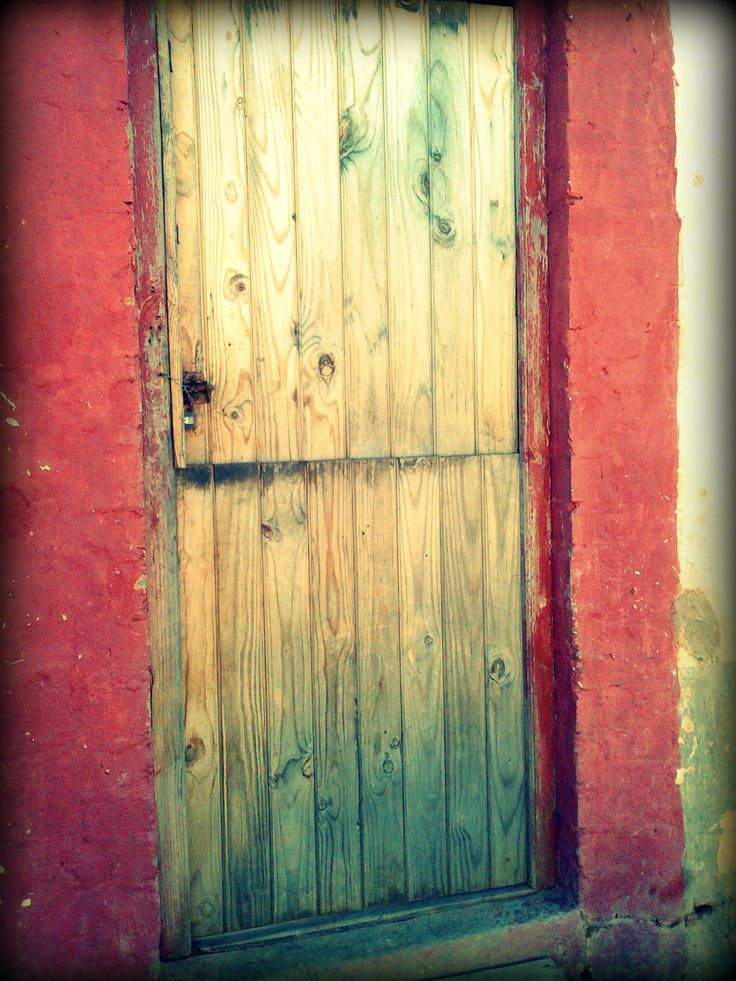 old door-Where I live