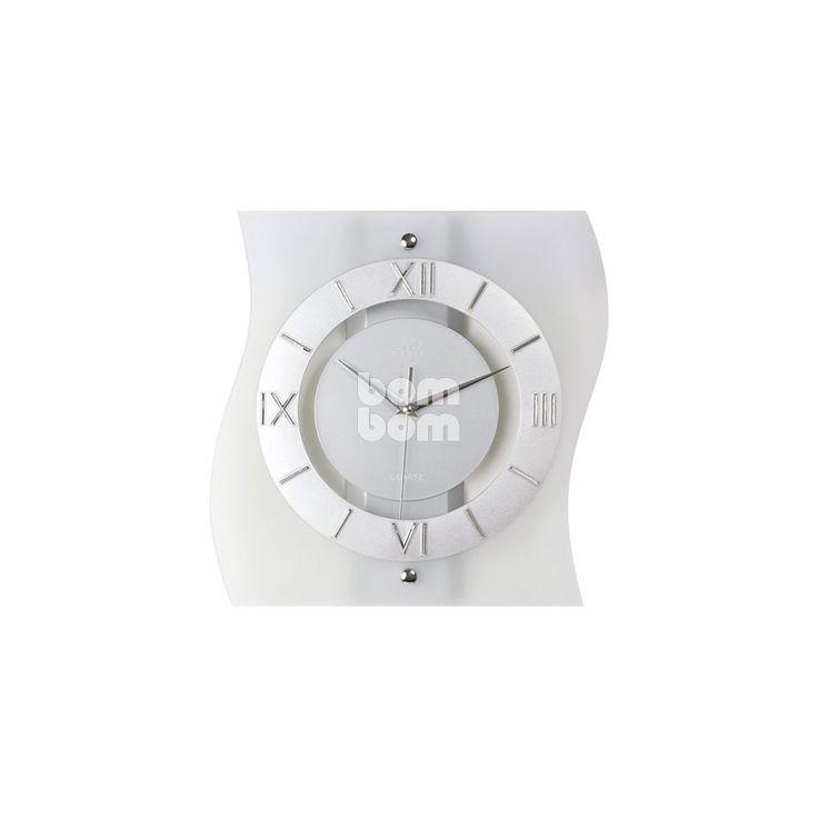 Piękny zegar ścienny JVD N11