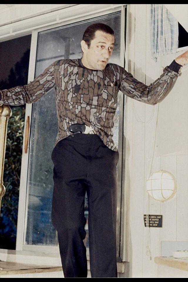 Amazing Robert De Niro