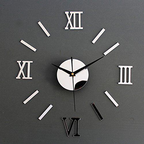 17 migliori idee su decorazione orologio da parete su for Idee per orologio da parete