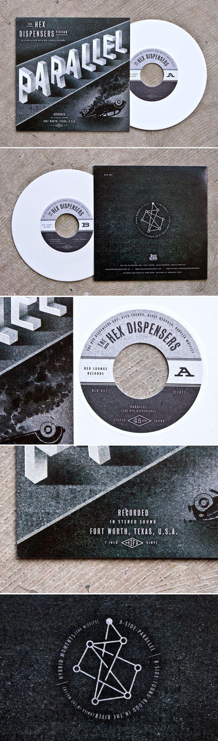 Parallel CD by Karl Hebert