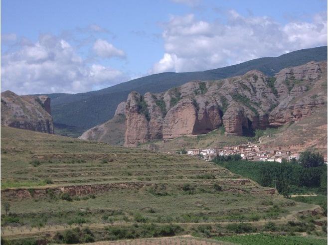 Iregua Valley, Logrono, Spain