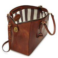 Kate Spade Westward Brown Leather bag... alas...