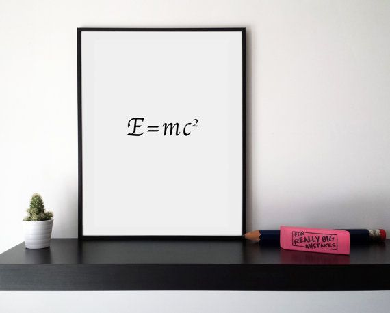 Relativity  Printable Graphics  Instant Download di HubLab su Etsy
