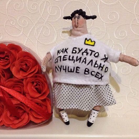 Человечки ручной работы. Ярмарка Мастеров - ручная работа. Купить Дама из Амстердама)). Handmade. Женщина, кукла ручной работы, фигура