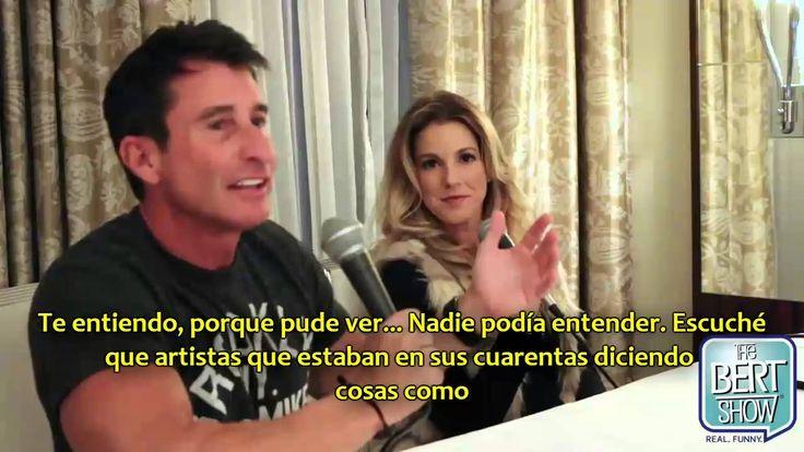Justin Bieber habla sobre su vida en The Bert Show (subtitulada al españ...