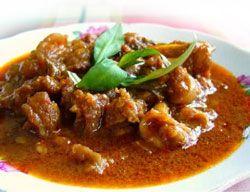 resep asam padeh gadang daging sapi