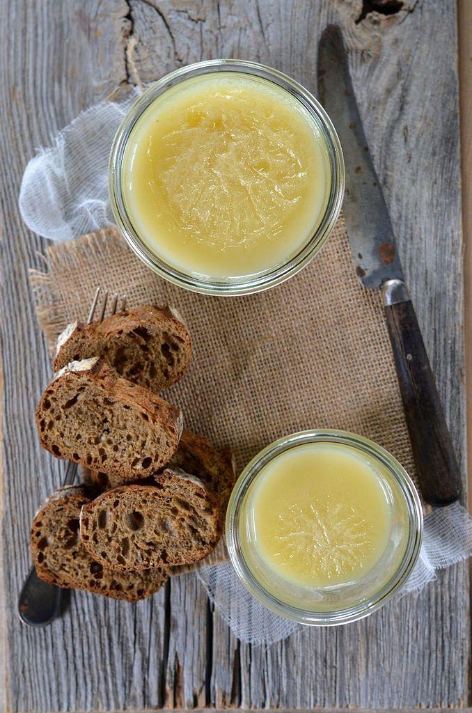 Cancoillotte maison {recette de fromage}