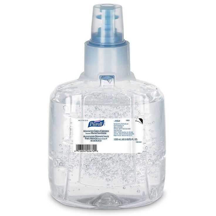 Amazon Com Purell Advanced Hand Sanitizer Refreshing Gel Design