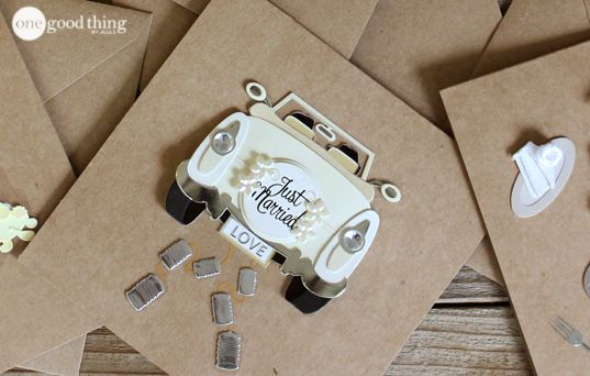 simple DIY Greeting Cards, less expensive than buying them