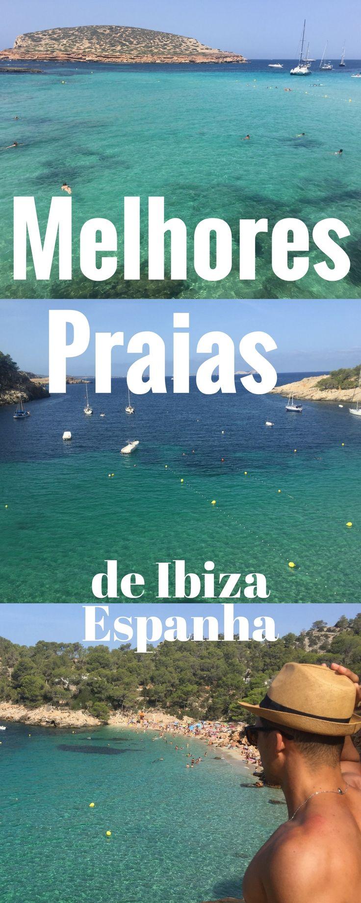 Saiba quais são as melhores praias de Ibiza, e o que fazer na das ilha mais badalada da Espanha.