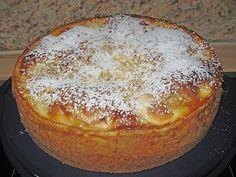 Apfel - Schmand Kuchen